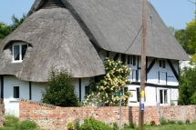Sotwell thatched house
